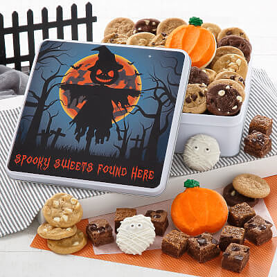 Spooky Sweets Combo Tin