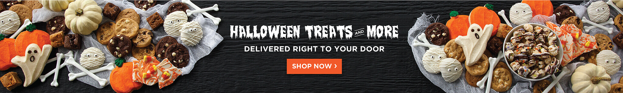 Halloween Treats And More Delivered Right To Your Door. Shop Now