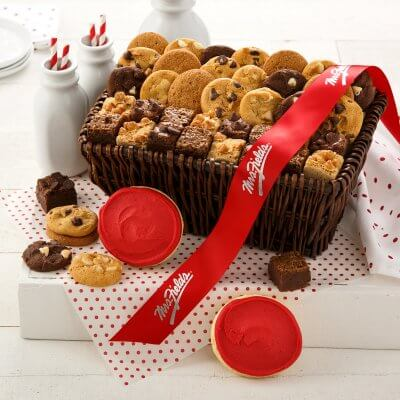 Sweet Sampler Basket Nut-Free