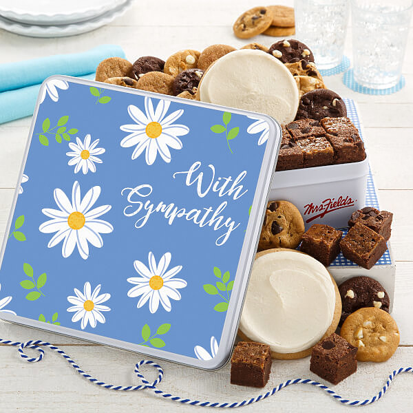 With Sympathy Combo Tin