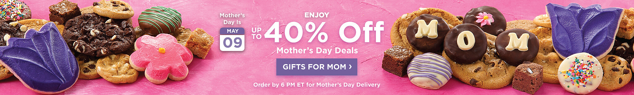 Up To 40% off Mother's Day Deals. Shop Gifts For Mom. Order by 6pm ET for Mother's Day Delivery.