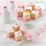 Baby Girl Rice Krispie Mini Gift Box
