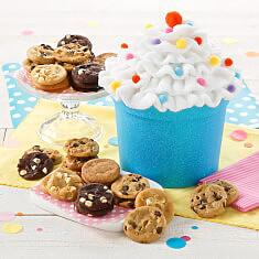 Birthday Cupcake Nibblers Box
