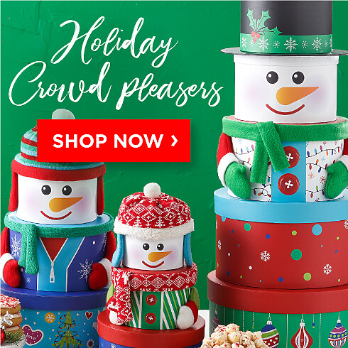 Holiday Crowd Pleasers > Shop Now
