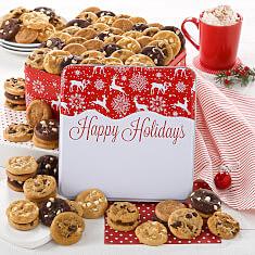 Reindeer Holidays 90 Nibblers