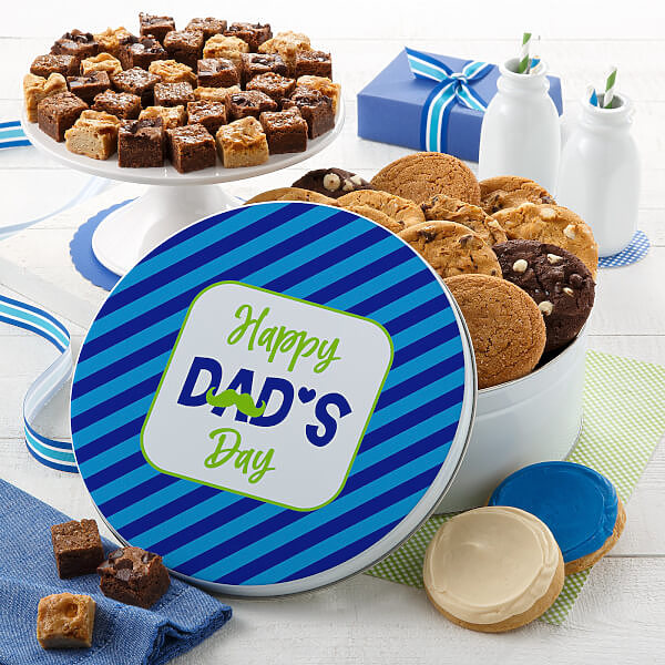 Dads Day Large Combo Tin