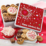 Hearts All Aflutter Tin