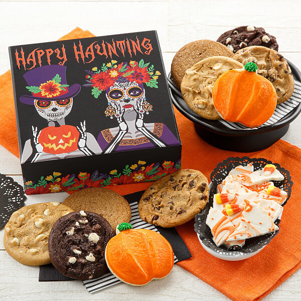 Happy Haunting Combo Box