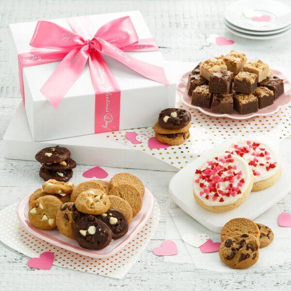 valentines day valentines day valentines valentines valentine gift box cookies vday