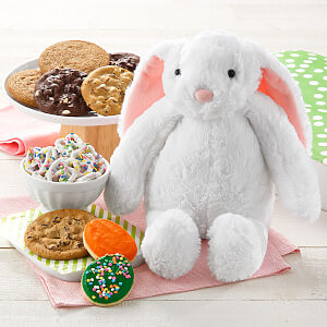 Easter Bunny With Treats