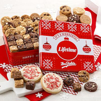 The Lifetime Holiday Tin