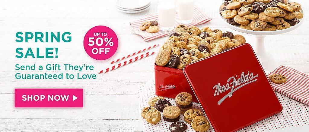 Valentine's Day Cookie Cakes