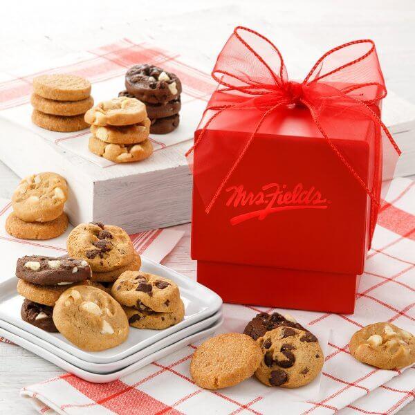 Crimson Cookie Mini Box