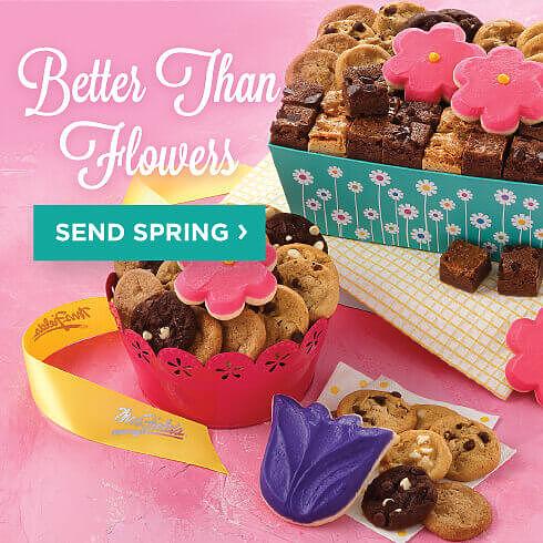 Better Than Flowers. Send Spring.