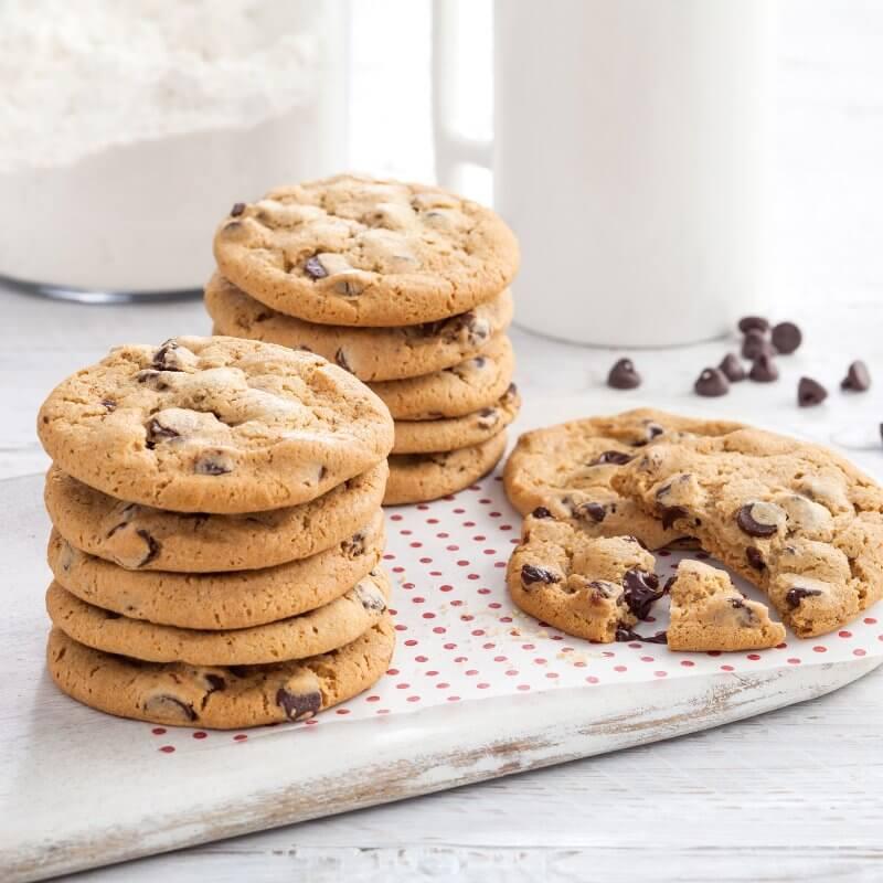 mrs fields cookies chocolate chip cookies chocolate chip box gift cookies