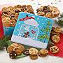 Peace, Love & Cookies 60 Nibblers Tin