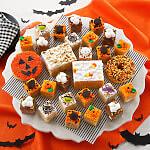 Halloween Deluxe Rice Krispie Gift Box