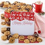 Reindeer Holidays 90 Nibblers Tin