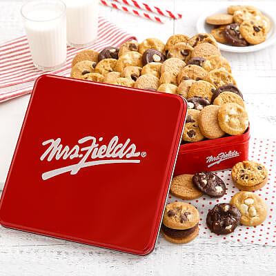 Nibblers® Bite Size Cookies Signature Tin