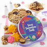 Sweet Summer Cookie Treats Tin