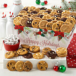 Happy Holidays Nibblers Crate Nut-Free