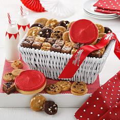 Custom Sweet Sampler Basket