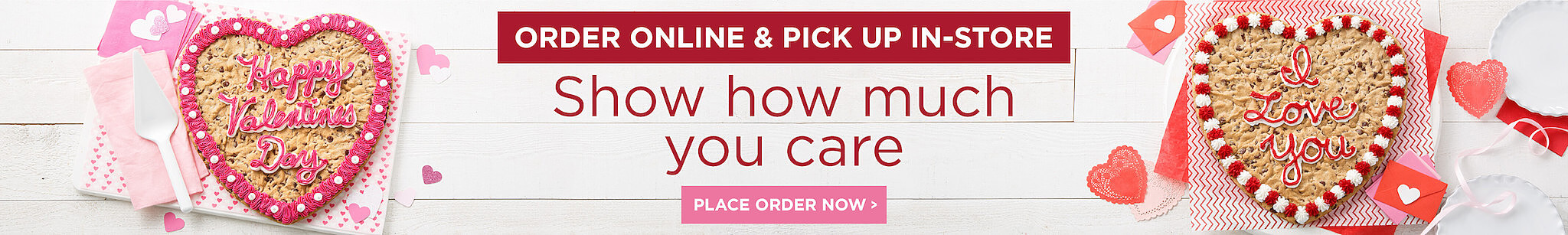 Show How Much You Care. Order Online For Delivery
