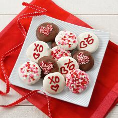 Lots of Love Chocolate Nibblers