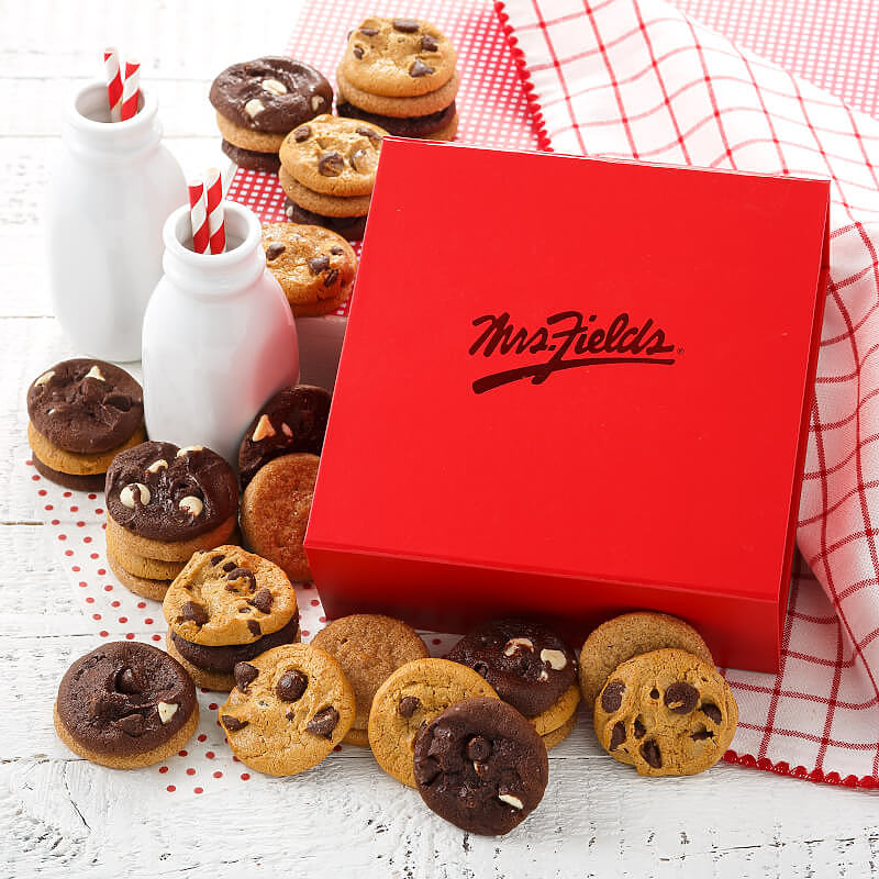 Crimson Nibbler Gift Box Nut-Free