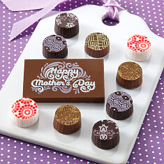 Mothers Day Chocolate Truffles
