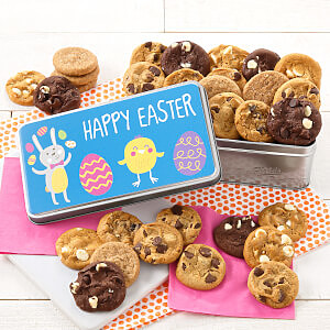 Easter 30 Nibblers Tin