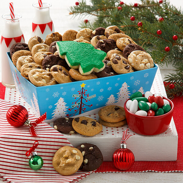 Peace Love  Cookies Cookie Combo Crate