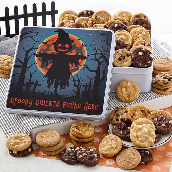 Spooky Sweets Within Tin
