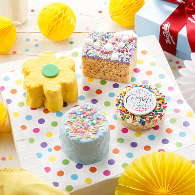 Rice Krispie Congratulations Gift Box