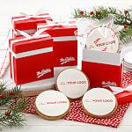 Custom Logo Cookie Box