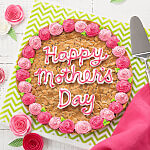 Happy Mothers Day Cookie Cake