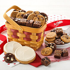 Sweet Sampler Basket