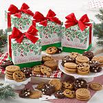 Mistletoe Mini Gift Box Case of 12