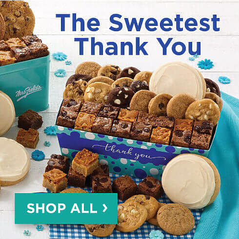 A Sweet Way To Say Thank You. Shop All Thank You Gifts