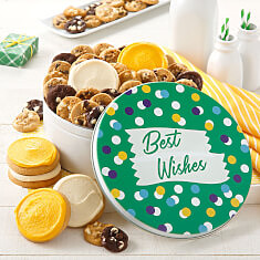 Best Wishes Combo Tin