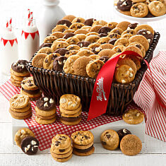 120 Nibblers Basket