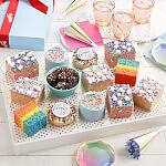 Deluxe Rice Krispie Congratulations Gift Box