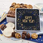 Happy New Year Cookie Tin
