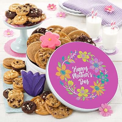 Happy Mothers Day Large Combo Tin