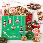 Merry Christmas Large Combo Tin