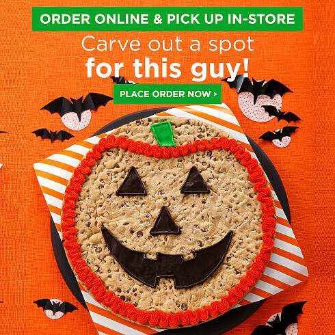 Halloween Treats. Order Online And Pick Up In Store.