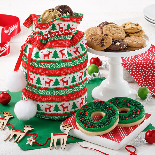 Holiday Cookie Tote