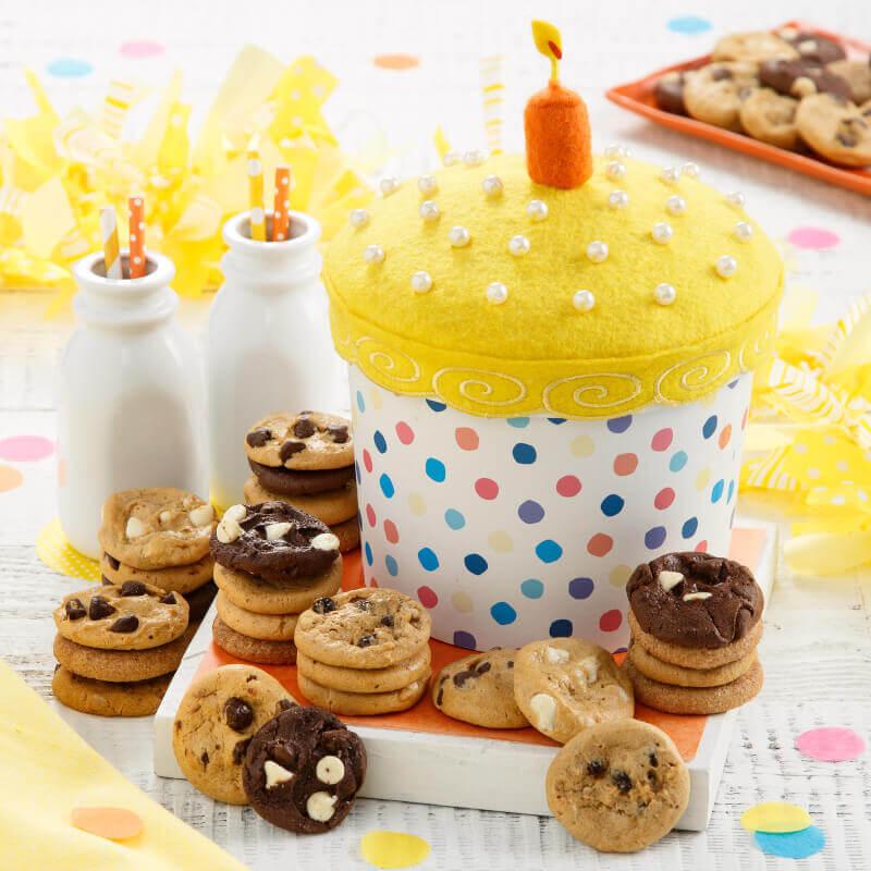 Wishes Come True Cupcake Box