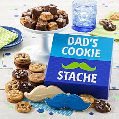 Cookie Stache Combo Box