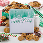 Holiday Trees 60 Nibblers Tin